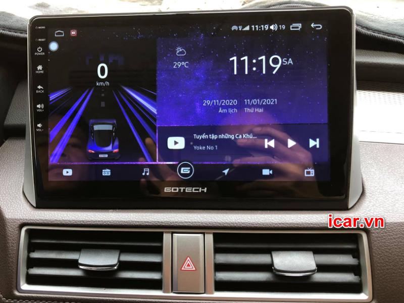 màn hình ô tô cao cấp