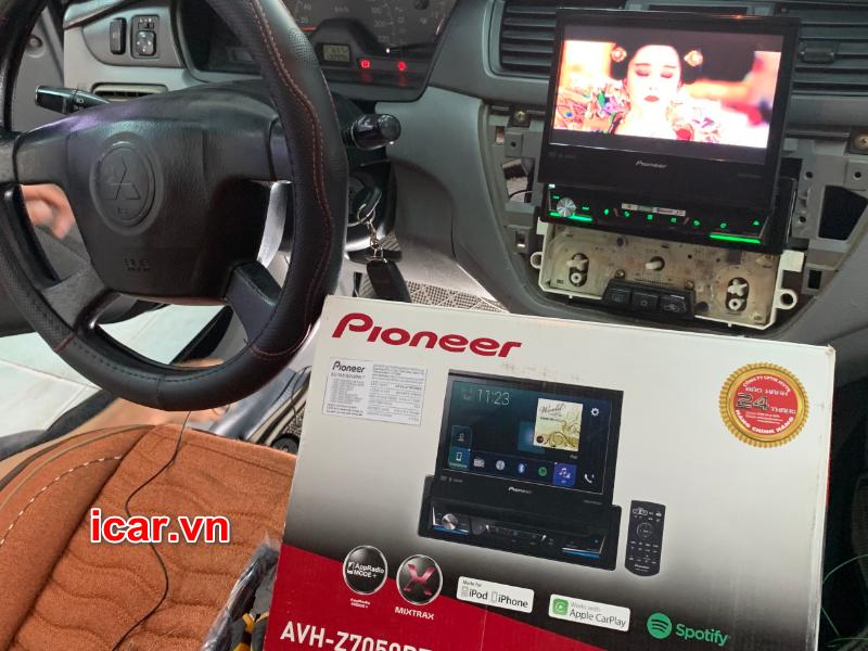 màn hình ô tô pioneer