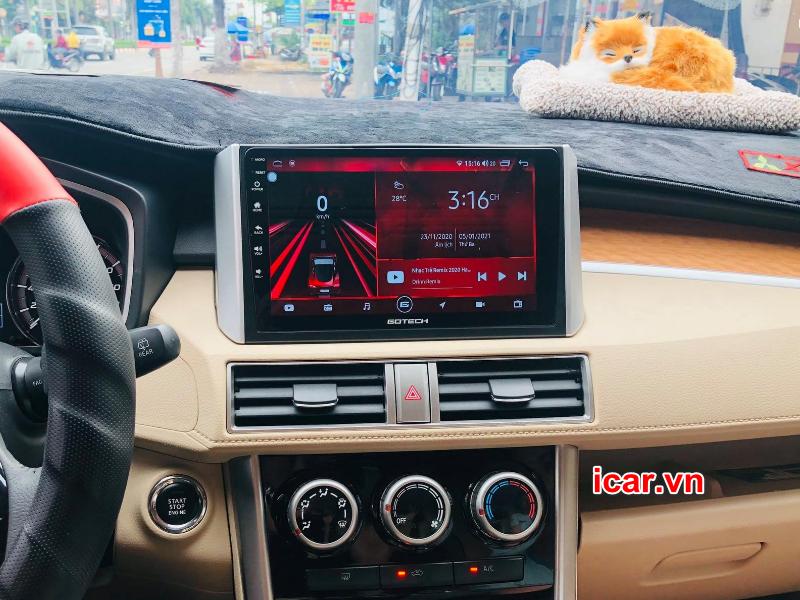 màn hình ô tô thông minh gotech