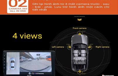 Tính năng thông minh của camera 360 Oris