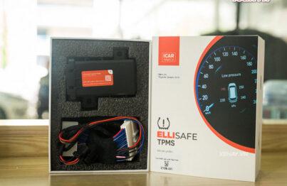 Cảm biến áp suất lốp theo xe Icar Ellisafe i3X