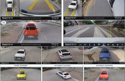 Các sản phẩm camera toàn cảnh 360 ô tô từ ICAR phù hợp với hầu hết các dòng xe hơi