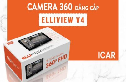 Camera 360 ô tô Elliview V4