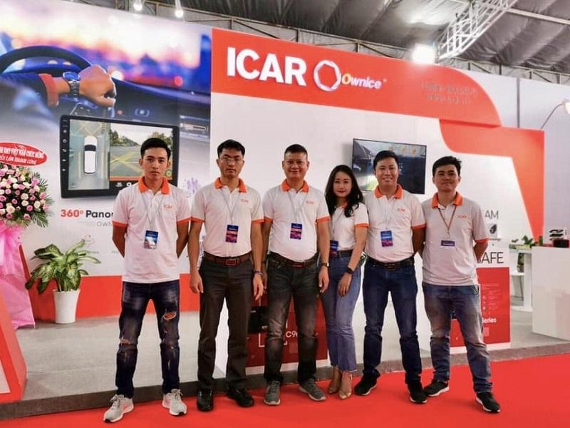 Đội ngũ chuyên viên dày dặn kinh nghiệm tại Icar Việt Nam