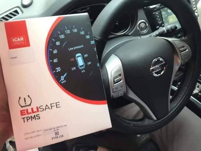 Cảm biến áp suất lốp Icar Ellisafe i3X Zin theo xe