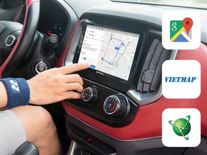 màn hình ô tô thông minh