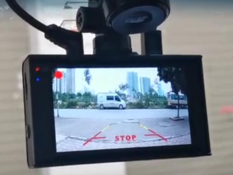 Camera hành trình cảnh báo va chạm