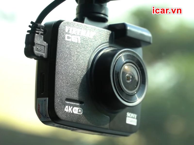 Giới thiệu Camera hành trình Vietmap C61