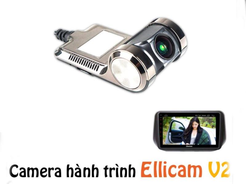 Camera hành trình tích hợp đa tính năng