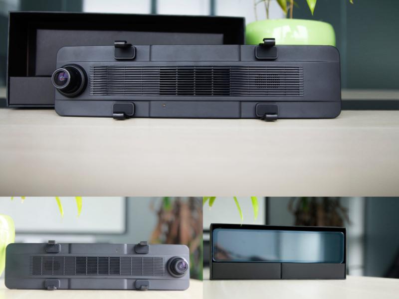 Camera hành trình Acumen với thiết kế sang trọng dễ sử dụng