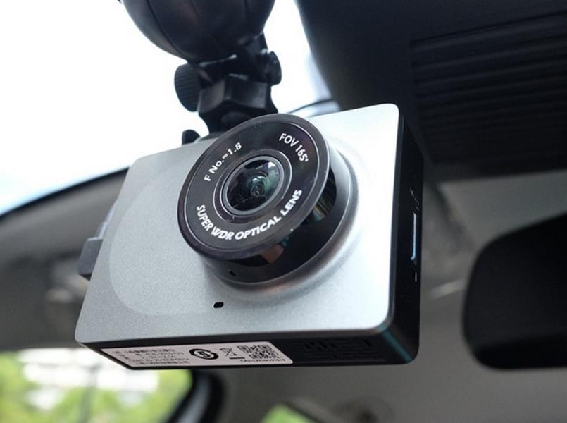 Camera hành trình với góc quay rộng