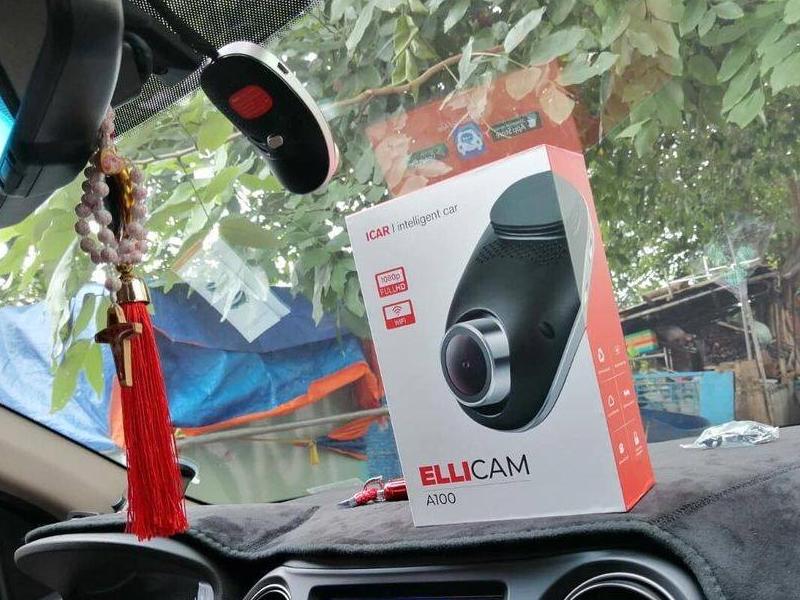 Camera hành trình mang thương hiệu Icar
