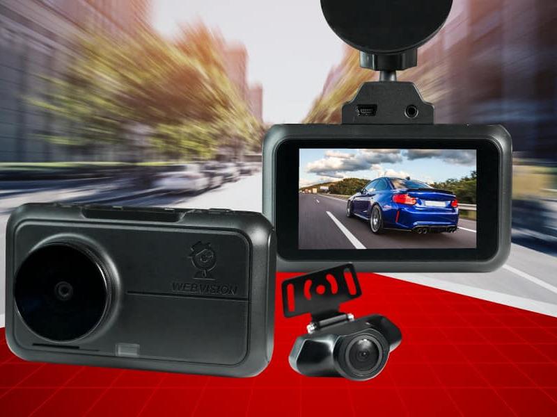 Camera hành trình android với tính năng ghi hình sắc nét