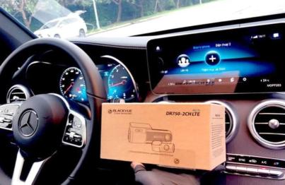 Camera hành trình ô tô Blackvue DR750S-2CH LTE