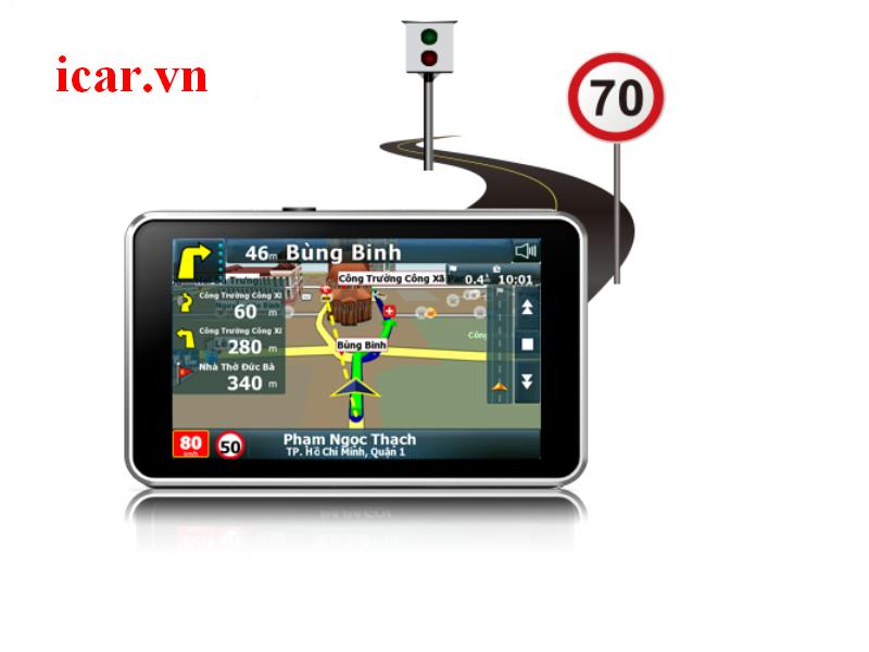 Camera hành trình Vietmap với tính năng cảnh báo giao thông