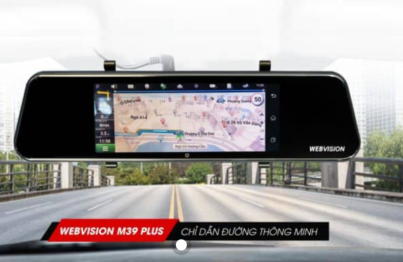 camera Webvision với thiết kế đẹp mắt