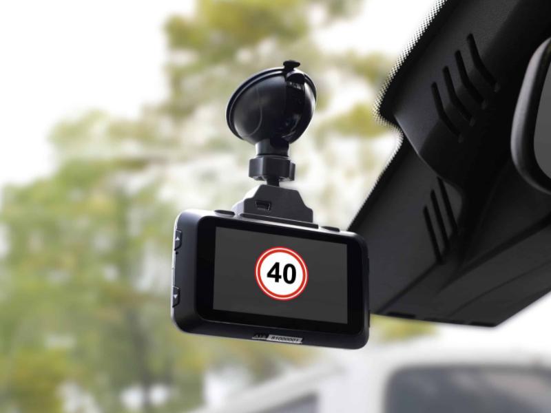 Webvision với tính năng nhận diện biển báo tốc độ
