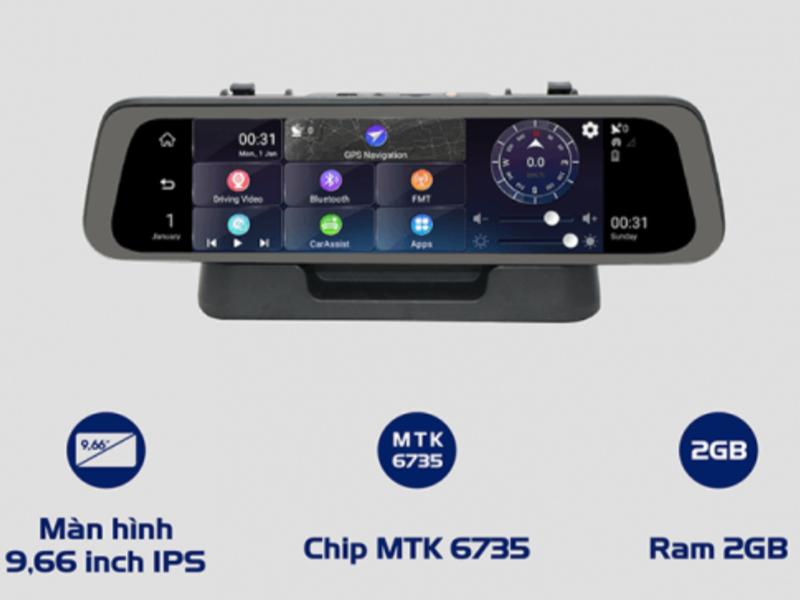 Camera webvision M39X AI với đa tính năng