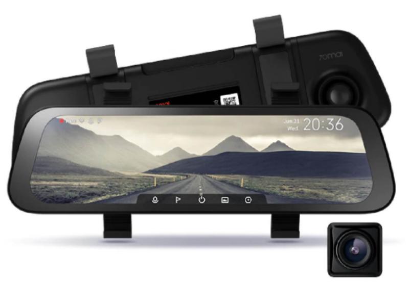 Camera hành trình Xiaomi 70mai Dashcam Pro 4K