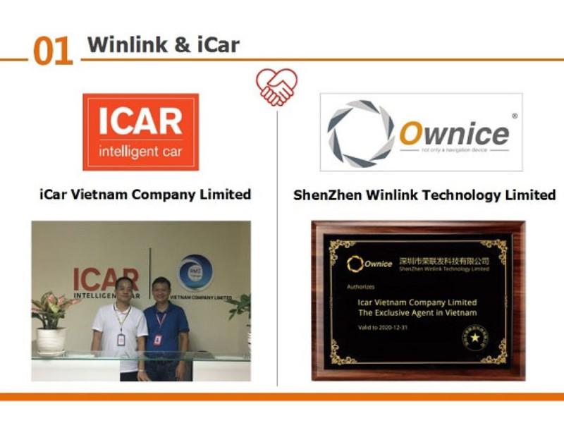 Sản phẩm màn hình DVD Android Ownice độc quyền tại ICAR Việt Nam