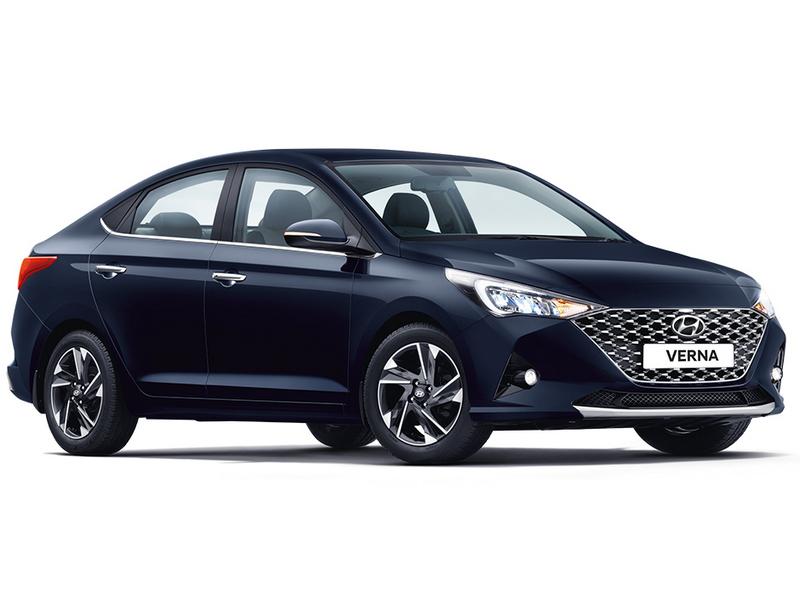 Xe Hyundai Accent phiên bản năm 2021
