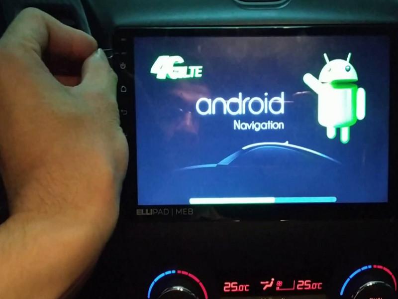 Cách Khôi phục cài đặt gốc DVD ô tô Android  C500+