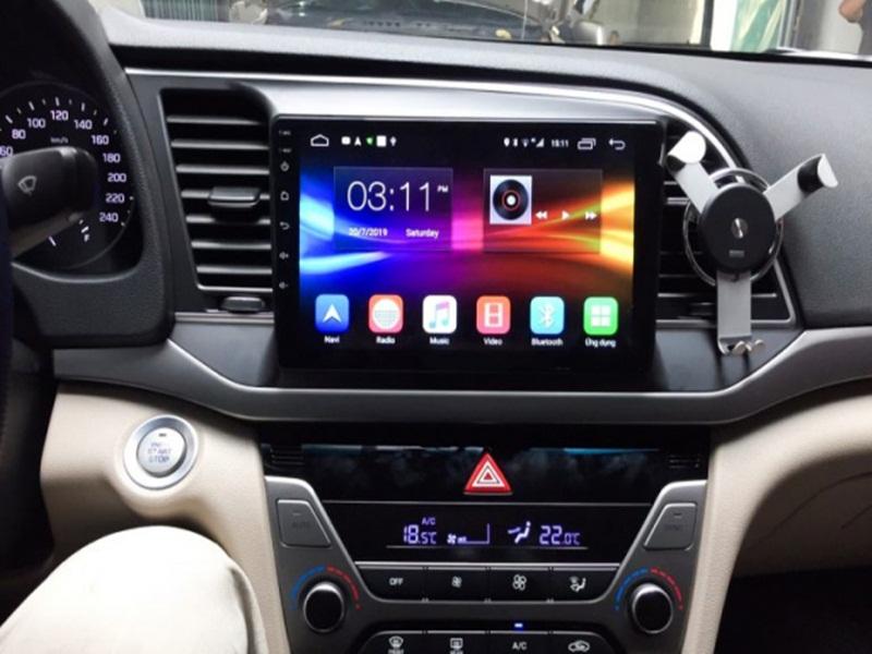 Màn hình DVD Android theo xe Suzuki
