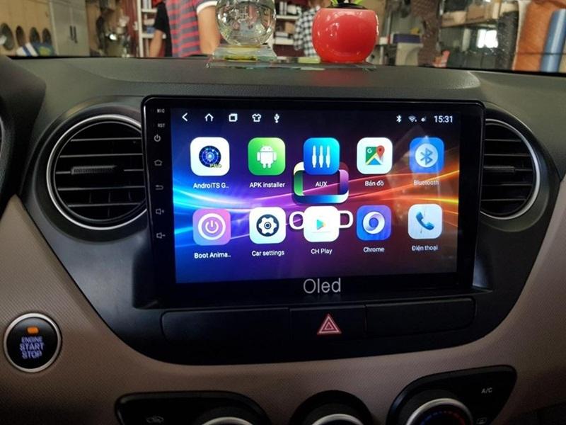 Màn hình Android Oled mang đến nhiều sự lựa chọn