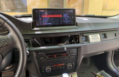 Màn hình DVD Android cho xe BMW