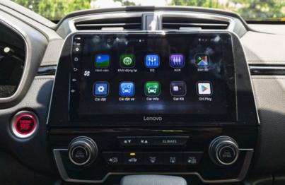 màn hình ô tô lenovo