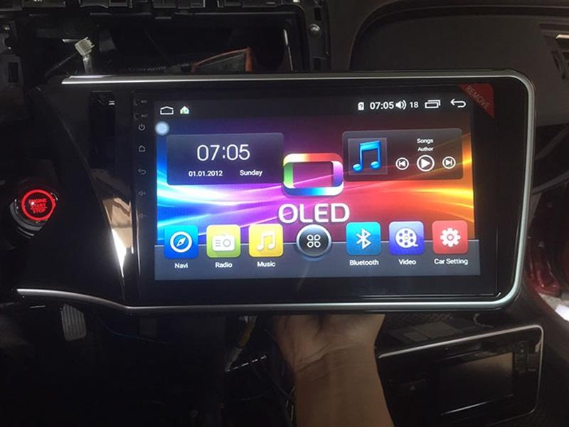 Màn hình DVD Android Oled C2