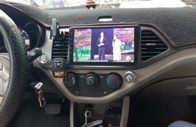 Màn hình DVD Android Oled cho xe Morning