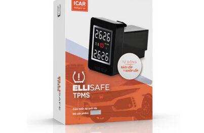 Cảm biến áp suất lốp van ngoài chính hãng từ Icar
