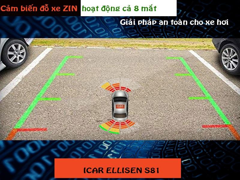 Cảm biến va chạm Icar Ellisen S81 là sự lưa chọn hàng đầu hiện nay