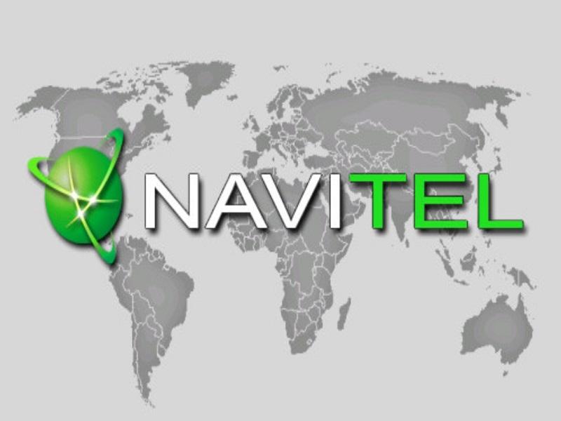 Navitel cho ô tô DVD Andoid - phần mềm đến từ công ty Navitel tại Liên Bang Nga