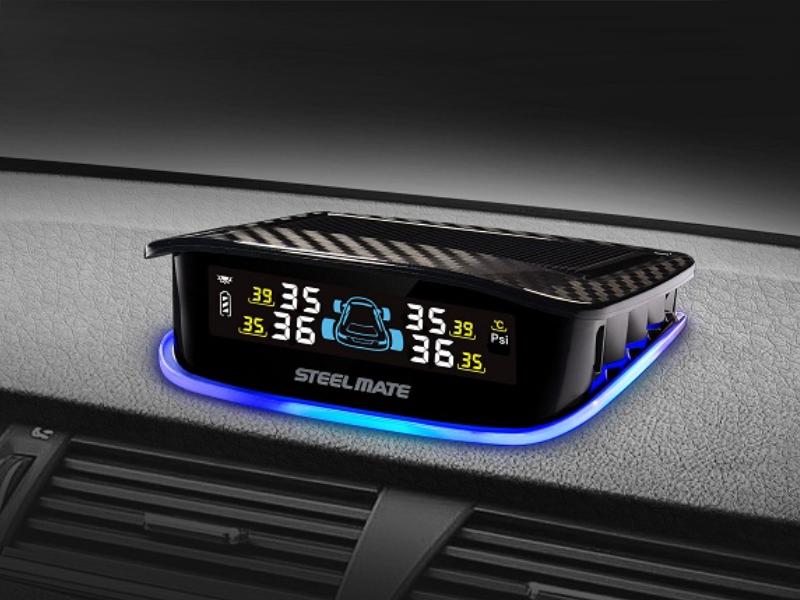Cảm biến áp suất lốp mang lại sự an toàn cho người lái xe