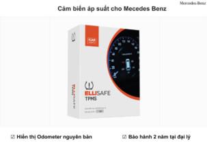 Cảm biến áp suất lốp Mercedes Benz phiên bản Ellisafe i50