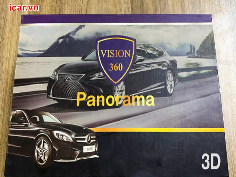 Gợi ý mẫu Camera 360 cho Mercedes được yêu thích nhất 2021