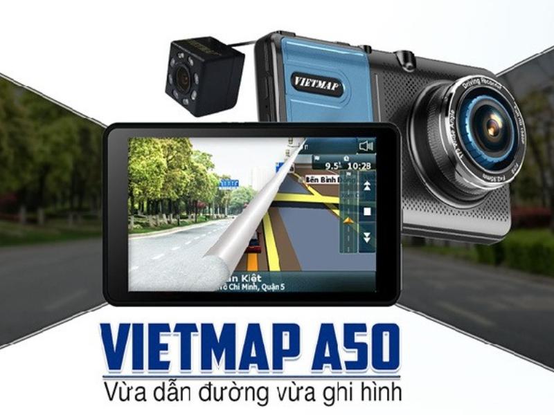 Camera hành trình Vietmap với nhiều tính năng ưu việt