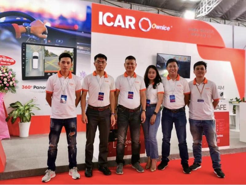 IICar địa chỉ cung cấp camera hành trình cảnh báo tốc độ chính hãng, uy tín