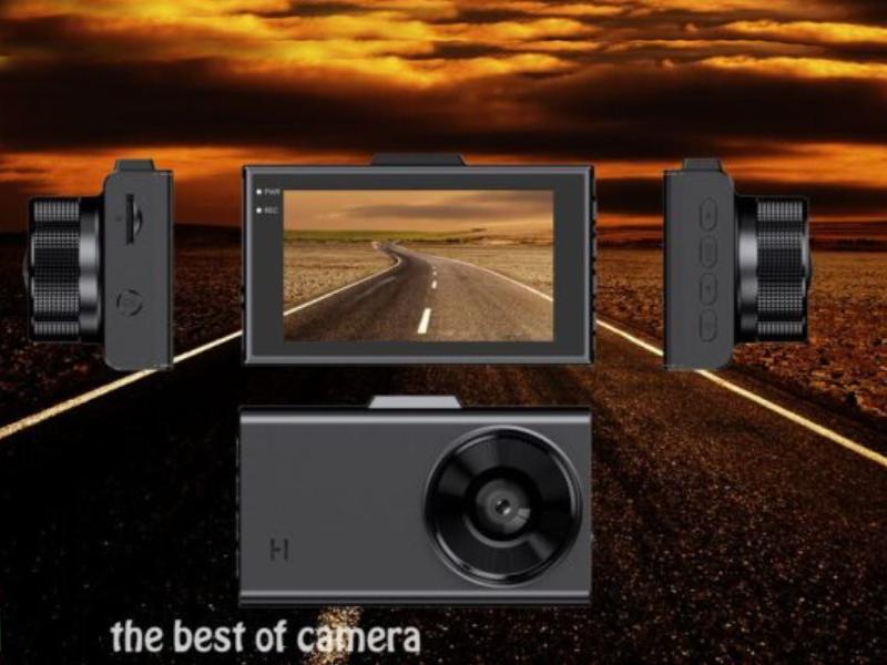 Camera hành trình cảnh báo tốc độ với giao diện đẹp mắt