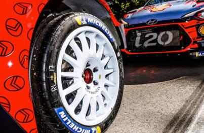 Lốp ô tô michelin được thiết ké với nhiều công nghệ tiên tiến