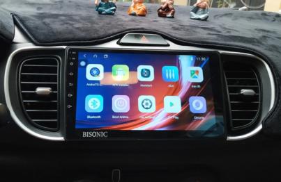 màn hình ô tô bisonic