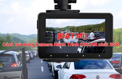 Camera hành trình giúp lái xe an toàn hơn