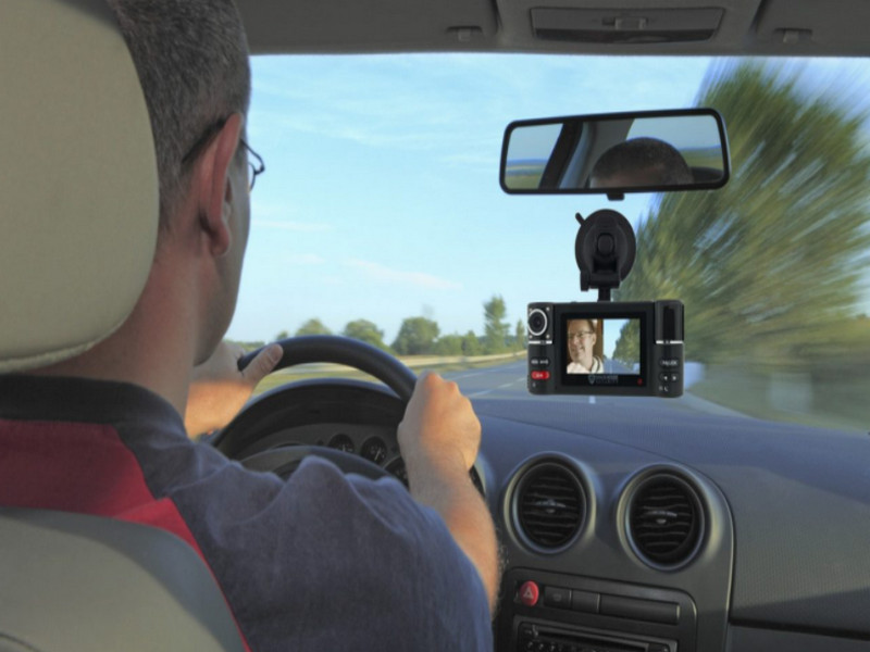 Camera giúp theo dõi hành trình di chuyển của phương tiện