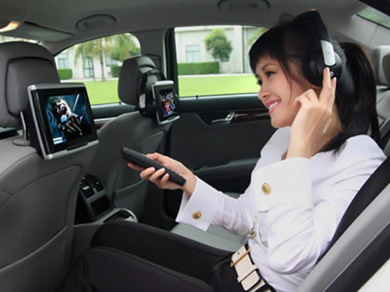 cách nghe nhạc bằng usb trên ô tô