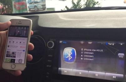 cách sử dụng usb bluetooth cho ô tô