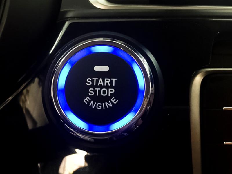Engine Start Stop Smart Key với nút bấm tiện dụng