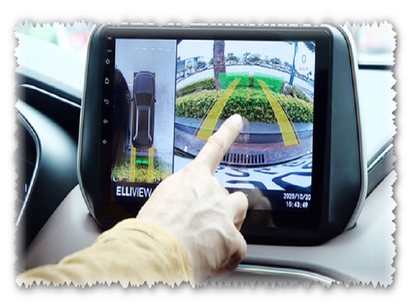 Tính năng thông minh của camera 360 dành cho ô tô
