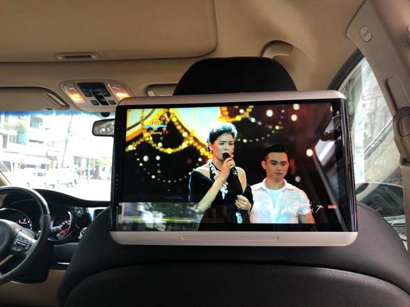màn hình ghế sau ô tô
